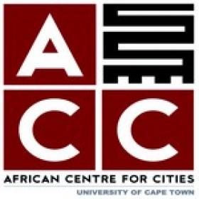 The African Centre for Cities seeks to facilitate critical urban research and policy discourses for the promotion of vibrant, democratic and sustainable urban development in the global South from an African perspective.